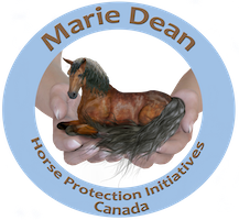 Marie Dean Horse Protection Initiatives Canada